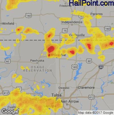 Hail Point Maps