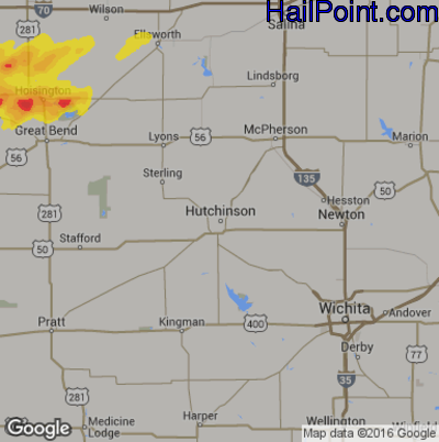 Hutchinson Ks Zip Code Map.Hail Point Maps